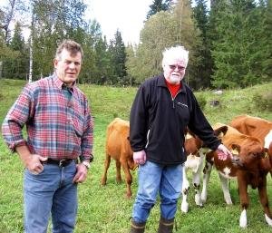 Bo & Gottfrid Gotting, personfoto