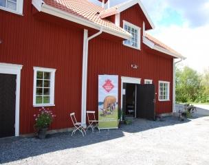 Limmareds Säteri Gårdsfoto